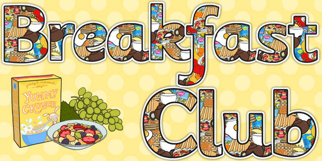 Image result for breakfast clubs
